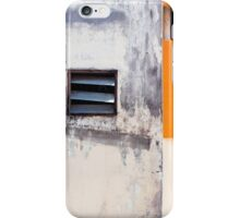 Weathered Cement Wall iPhone Case/Skin