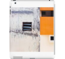 Weathered Cement Wall iPad Case/Skin