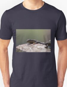 lizard in the spring Unisex T-Shirt