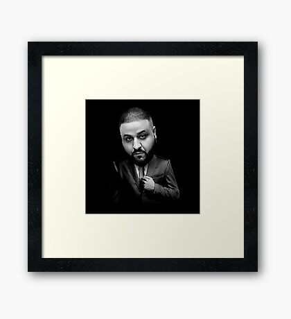 Mr. Genius Framed Print