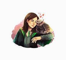 Doctor Who - Clara and owl!Twelve Unisex T-Shirt