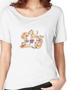 Puppies! Women's Relaxed Fit T-Shirt