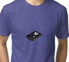 Nintendo: Monochrome Gameboy Tri-blend T-Shirt