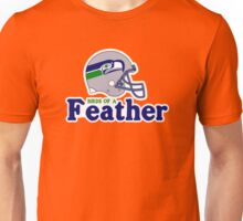 Birds of a Feather Seattle Seahawks Unisex T-Shirt
