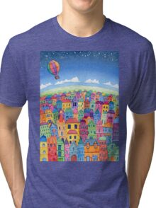 """In Search of a Horizon"", 2016 Tri-blend T-Shirt"