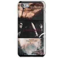 Dragon Age - Trilogy iPhone Case/Skin