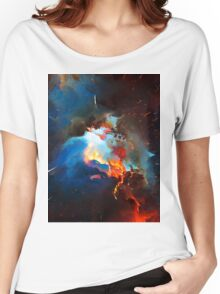 Abstract 52 Women's Relaxed Fit T-Shirt