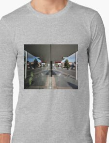 Reflection,Top Ryde,NSW,Australia 2014 Long Sleeve T-Shirt