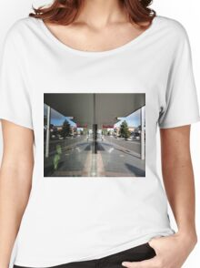 Reflection,Top Ryde,NSW,Australia 2014 Women's Relaxed Fit T-Shirt