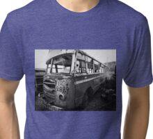 old bus Tri-blend T-Shirt