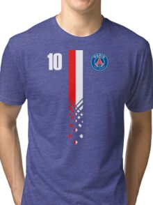 Paris Saint-Germain Design - Alternate Version Tri-blend T-Shirt