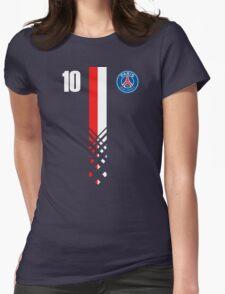 Paris Saint-Germain Design - Alternate Version Womens Fitted T-Shirt