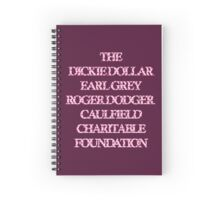 Dickie dollar Spiral Notebook