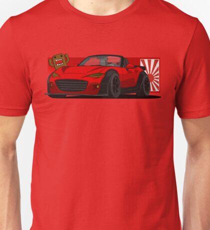 Mazda Miata MX 5 Unisex T-Shirt