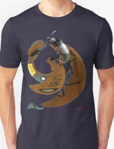 Avro Cadet A6-17 Wing Warp T-shirt Design T-Shirt