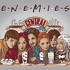 Enemies by 2mzdesign