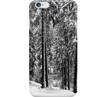 Winter Trees ii - Bulgaria  iPhone Case/Skin
