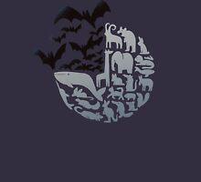 25% Bats! Womens Fitted T-Shirt
