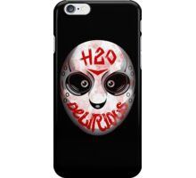 mask H2O Delirious Face iPhone Case/Skin