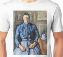 1895 - Paul Cezanne - Woman with a Coffeepot Unisex T-Shirt