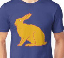 Gelber Hase F Unisex T-Shirt
