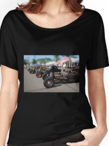 Rat Rods Women's Relaxed Fit T-Shirt