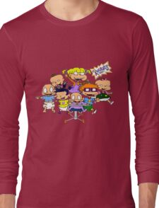 rugrats Long Sleeve T-Shirt