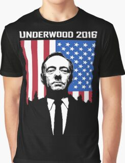 Frank Underwood Graphic T-Shirt