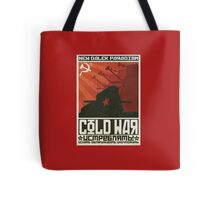 Cold Time War Tote Bag