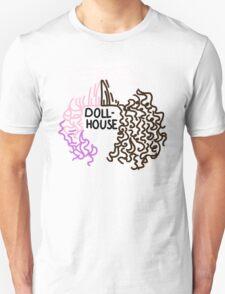 Dollhouse Hair and Lyrics Design  T-Shirt