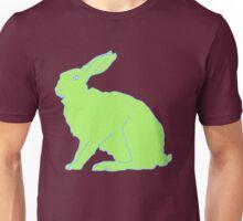 Grüner Hase F Unisex T-Shirt