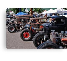 Rat Rods 2 Canvas Print