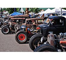 Rat Rods 2 Photographic Print