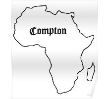 Compton - Africa Poster