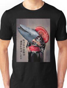"""Kimono Whale - """"I make my own destiny"""" Unisex T-Shirt"""