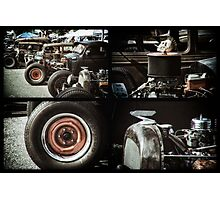 Rat Rods 3 Photographic Print