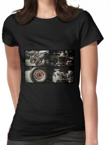 Rat Rods 3 Womens Fitted T-Shirt