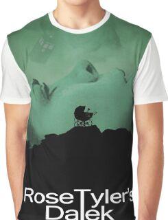 Rose Tyler's Dalek Graphic T-Shirt