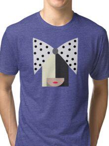 Sia (Black) Tri-blend T-Shirt