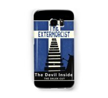 The Devil Inside. The Dalek Cut. Samsung Galaxy Case/Skin