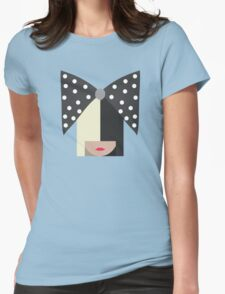 Sia (Black) Womens T-Shirt