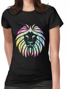 Spirit Animal - Lion Womens Fitted T-Shirt