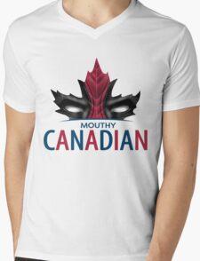 Canadian Anti-Hero Mens V-Neck T-Shirt