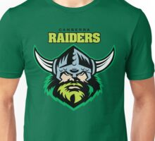 NRL AUSTRALIA CANBERRA RAIDERS Unisex T-Shirt
