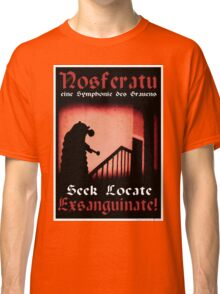 Remembrance of the Vampires Classic T-Shirt
