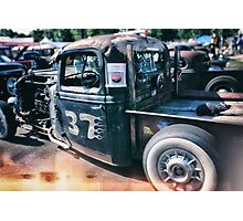Rat Rod 2 Photographic Print