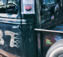 Rat Rod 2 Sticker