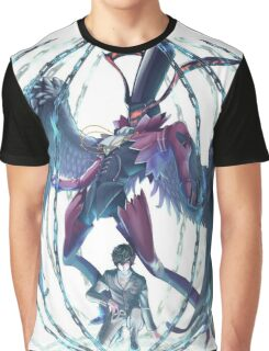 UNchained Fate Graphic T-Shirt