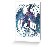 UNchained Fate Greeting Card