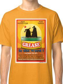 Dalek is the Word Classic T-Shirt